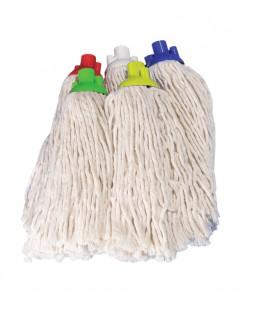 Mop cotone extra attacco a vite filo fine