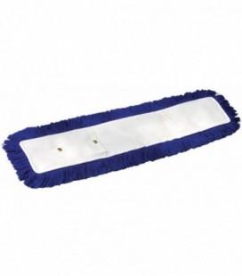 Frange Ricambio in Acrilico Blu con Bottone