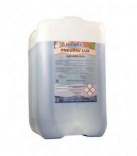 Pneuraw Lux nero gomme lucidante appiccicoso