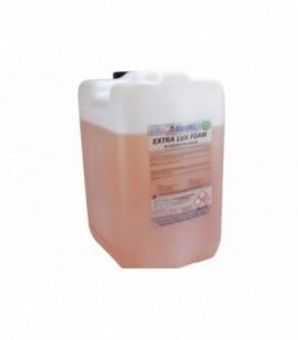 Extra Lux foam detergente autolucidante schiumogeno per impianti self