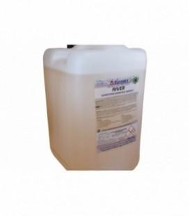 River detergente monocomponente per piste self service