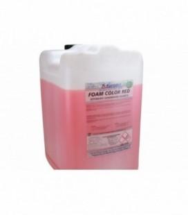 Foam Color red detergente schiumogeno colorato con nebulizzatore e lancia schiuma