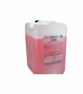 Foam detergente schiumogeno per lavaggi automatici