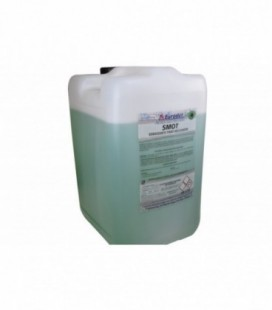 Smot sgrassante per parti meccaniche alcalino in base acqua Eurodet