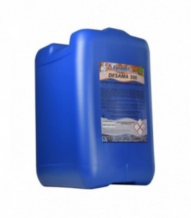 Desama 300 detergente sanificante per macelli per procedure HACCP Eurodet
